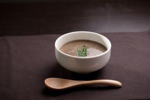 きのこ問屋の社長コラム バイオコスモのスープ