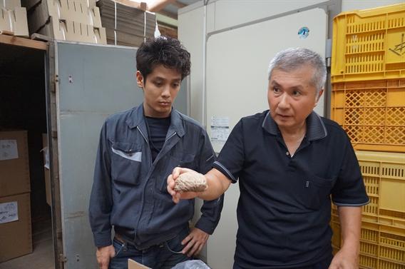 ①『有機JAS乾燥椎茸の取り組みについて』 きのこ問屋の社長コラム