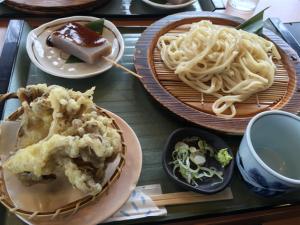 ①天ぷらにあうきのこベスト3