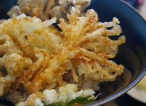 ③天ぷらにあうきのこベスト3
